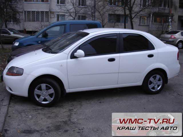 Chevrolet Aveo (ШЕВРОЛЕ Авео) - …