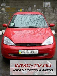 Ford focus краш тест