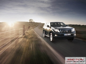 Краш тест land cruiser prado