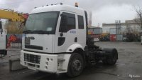 Краш тест  Ford otosan cargo CCK1 1830T