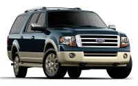 Краш тест Ford Expedition